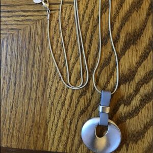 New Caracol necklace